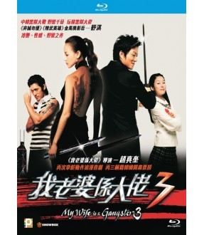My Wife Is a Gangster 3 (Blu-ray)
