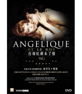 Angelique el te Roy (DVD)