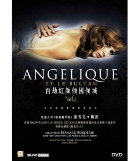 Angelique el te Sultan (DVD)