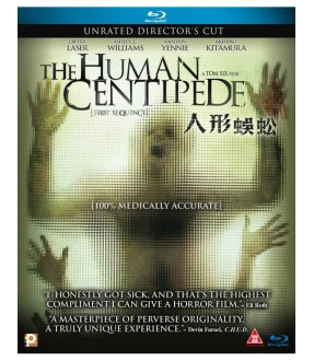 The Human Centipede(Blu-ray)