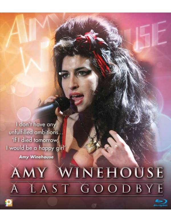 Amy Winehouse - Final Goodbye (Blu-ray)
