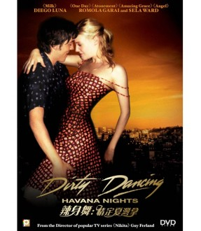 Dirty Dancing: Havana Nights (Blu-ray)