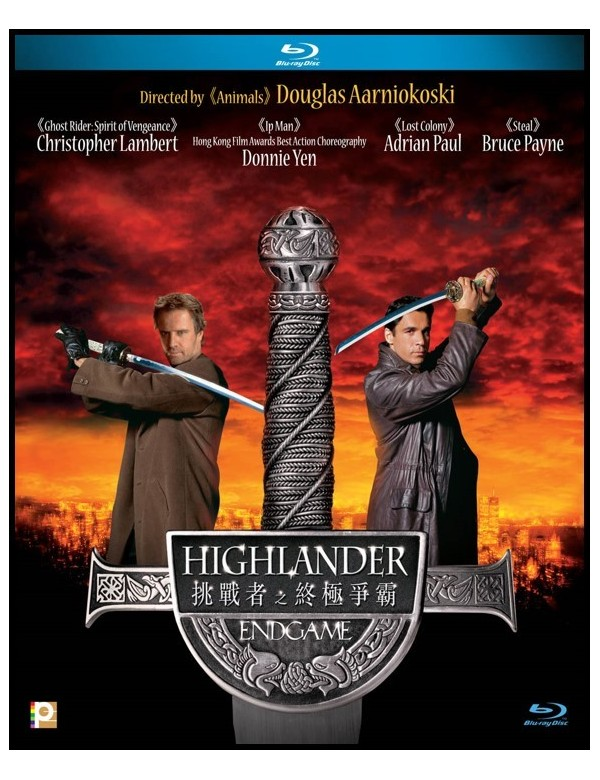 Highlander : Endgame (Blu-ray)