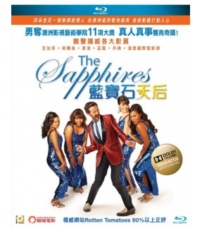 The Sapphires (Blu-ray)