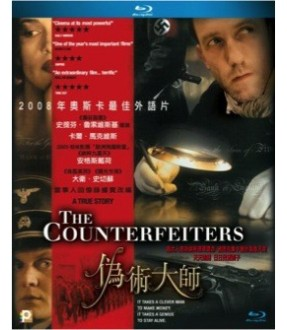 The Counterfeiters (Blu-ray)