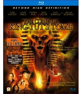 Curse of King Tut's Tomb (Blu-Ray)