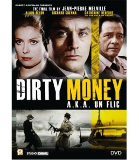Dirty Money a.k.a. Un Flic (DVD)