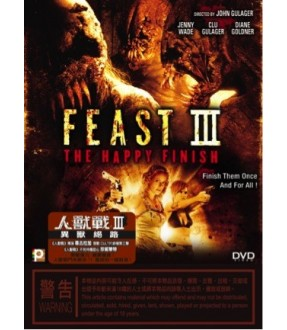 Feast III The Happy Finish (DVD)