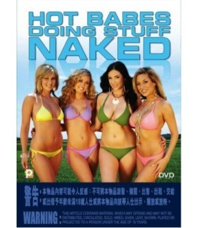 Hot Babes Doing Naked Stuff (DVD)